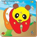 Skilofun Theme Puzzle Standard Knobs Panda Bear