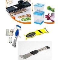 Kitchen Tool Set Combo - 5 Pcs