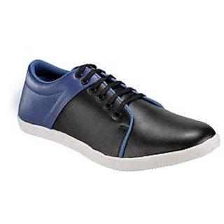 Yepme Black & Blue Casual Shoes