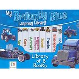 Blueberry My Brilliant Blue Learning Library