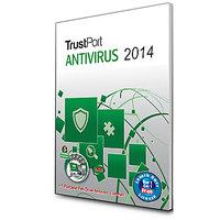 TrustPort Anti Virus-1Pc 1 Year version 2014-Buy 1 get 1 free