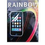 FREE SHIPPING LCD Scratch Guard Screen Protector Rainbow Brand Apple iPhone 4 4g 4S