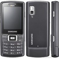 Mobile Phone Housing Body Panel (Black) For Samsung C3010