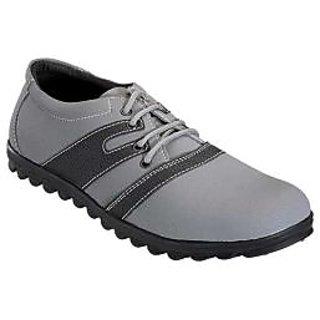 Yepme Grey Men's Stylish Casual Shoes