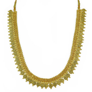 Womens Trendz Broad Potli Haar Necklace