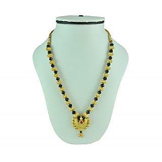 Womens Trendz Chand Pandal Unique Haar Necklace