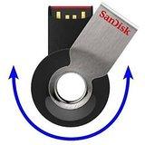 SanDisk Cruzer Orbit 16GB USB Flash Drive 16 GB Pen Drive