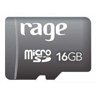 Rage 16 GB Class 10 Micro SDHC card