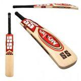 SS Cricket Bat Kashmir Willow Ganguly