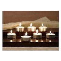 Arts & Kraft T Light Candle Smokeless (Pack Of 50 Pcs)
