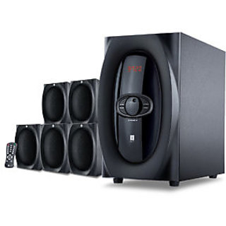 iBall Multimedia Speakers Computer SpeakersBlack