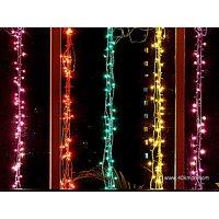 Set of 2 Rice lights serial bulbs lighting for diwali / christmas / parties