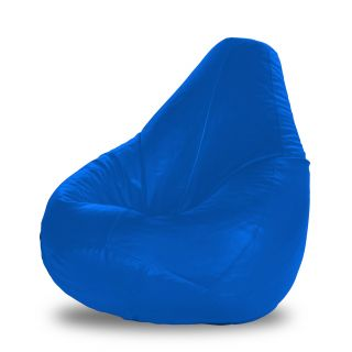 Dolphin XXXL Bean Bag-R.Blue-With Bean/Filled