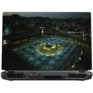 SkinShack Mecca From the top Laptop Skin
