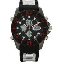 Blackwood BW-WAD-ORG-SS15-AV596 Analog Digital Watch