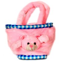 Deals India Teddy Bag set of 2(bag23)