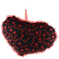 Deals India Musical multicolor imported jumbo heart (18X16)