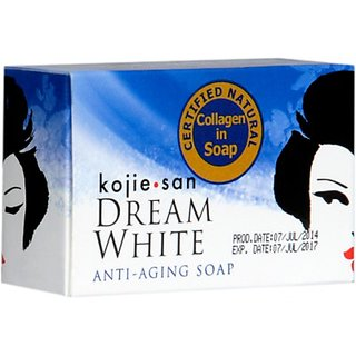 Kojie San Dream White Anti-Aging Amazing Soap.(135g)