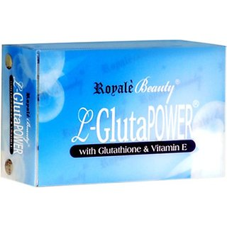 Royale Beauty L-Gluta Power Whitening Soap(130 g)