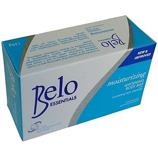 Belo Moisturizing Skin Whitening Night Soap With Skin Vitamins 1Pc (135 g)