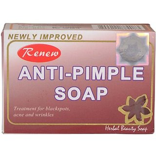Renew Anti Pimple Soap For Smooth Skin And Marks (120 g)
