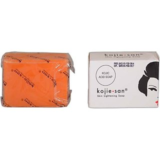 Kojie San Skin Lightening Soap For Skin Whitening And Freckles 1Pc (135 g)