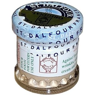 St Dalfour Standard Filipina Beauty Herbal Cream For Skin Whitening In 2 Weeks