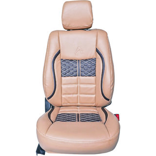 Car Seat Cover For I10 Grand Rear Headrest Detachable Type