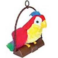 Incredible Talk Back Parrot Battery Operated Toy.