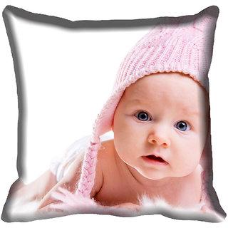 meSleep Baby Digitally Printed Cushion Cover (16x16)