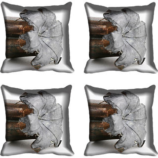 meSleep Gun Digital printed Cushion Cover (16x16)