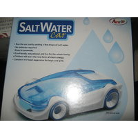 INTRODUCING ALL NEW SALT WATER CAR THAT RUN BY ADDING SALT WATER - ECO-FRIENDLY