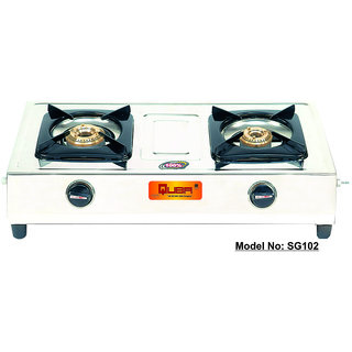 Quba Stainless Steel Cooktop