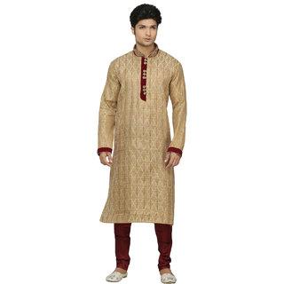 Sanwara Men's Designer Kurta Pyjama Set