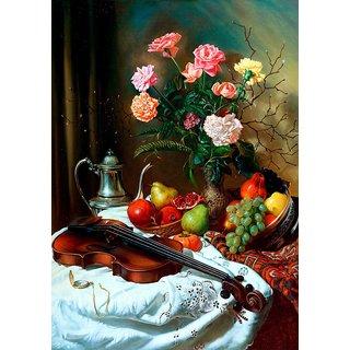 Mesleep Fruit Basket Canvas