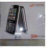 MICROMAX GC232 GSM+GSM+CDMA MOBILE TRIPLE SIM