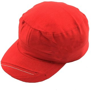 Red  Cap For Men