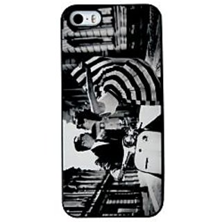 Vespa Couple Back Cover for Iphone 5S/5