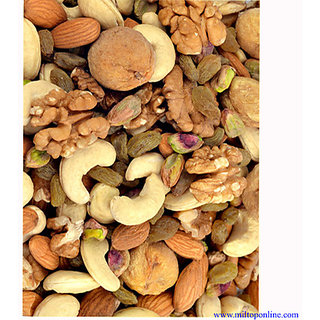 Miltop All Dry Fruits Combo