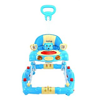 Luvlap Comfy - Baby Walker (Blue)
