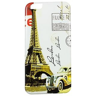 Mobile Back Cover ZT11823 TPU Colorful Printed Soft Phone Case for Apple iPhone 6 Plus