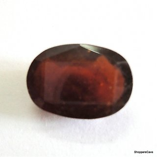 Shoppers Cave Facited Gomedk Oval Stone