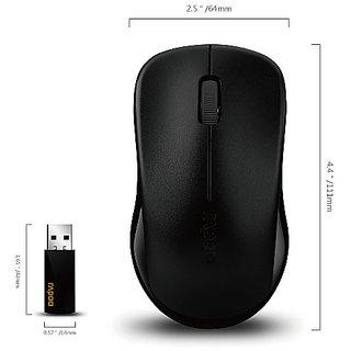 Rapoo Wireless Optical Mouse 1620