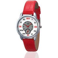 Yepme Diana Womens Watch - White/Red