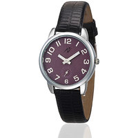 Yepme Ziama Womens Watch - Purple/Black