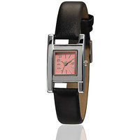 Yepme Aleman Womens Watch - Pink/Black