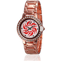 Yepem Isolde Womens Watch - Copper