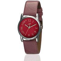 Yepme Glma Womens Watch - Red/Pink
