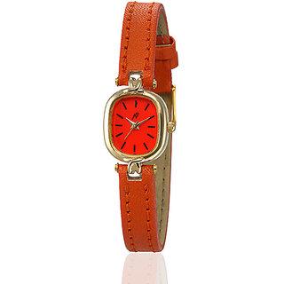 Yepme Seymon Womens Watch - Orange