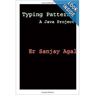 Typing Patterns: A Java Project